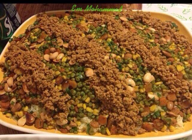 أرز أوزي من ام محمد