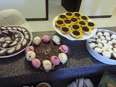 حلويات من Suad Omari